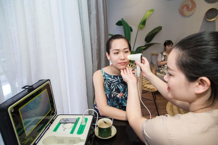 Những hình ảnh về Hillsbeauty cơ sở 3 – Phan Ngữ, Đakao, Quận 1, TP HCM 6