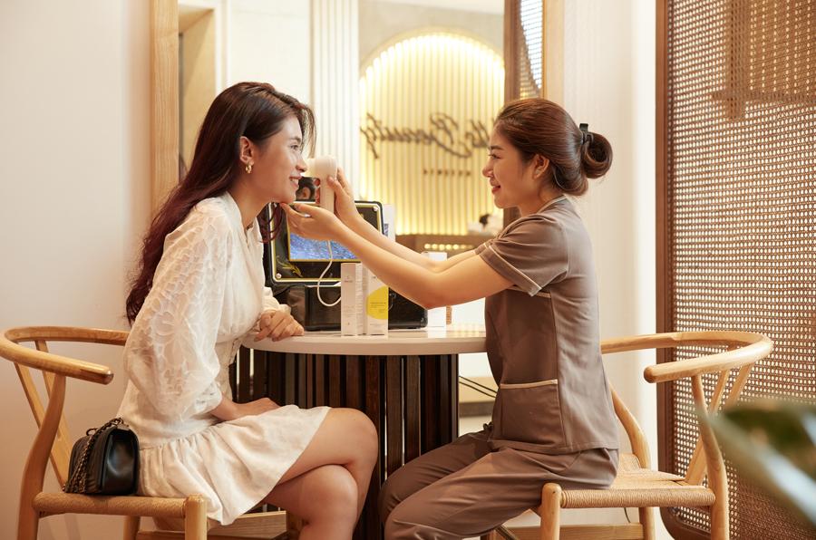 Những hình ảnh về Hillsbeauty cơ sở 5 – Nguyễn Tuân, Thanh Xuân, Hà Nội 11